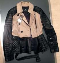 Продам новую женскую куртку фирмы Burberry р-р 46, в Омске