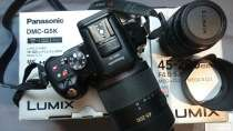 Фотоаппарат Panasonic Lumix DMC-G5. с вторым объективом H-FS, в Санкт-Петербурге
