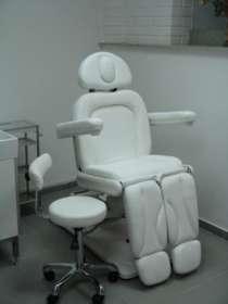 Кресло универсальное премиум класса для салона красоты. Электрика., в Челябинске