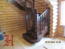 Изготовление деревянных лестниц, в Чебоксарах