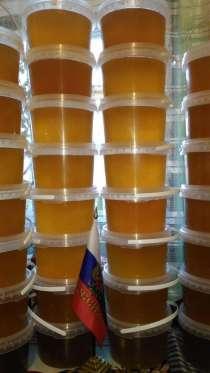 Западно Сибирский Русский Мёд пчелиный в Кургане 1кг.=667мл, в Кургане