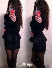 Продам новое платье с басочкой, в Новосибирске