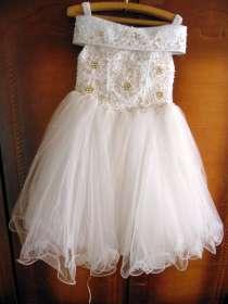 Шикарное платье для девочки, в г.Угледар