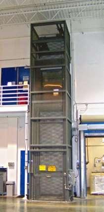 Промышленные подъемники (грузовые лифты), в Белорецке