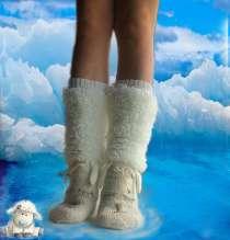 """Вязаные носки Мечтательные овечки"""", в Волгограде"""