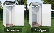 Летний душ в Егорьевске, в Егорьевске