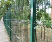 3D забор (еврозабор) 1730х2500х3 мм, в Краснодаре