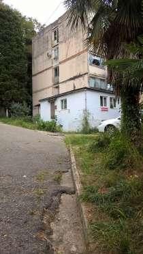 Продам жилое помещение от собственника. Море, лес рядом, в Сочи