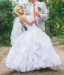 Продаю счастливое свадебное платье, в Волгодонске
