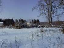 Участок 15 соток в дер. Юрково 103 км от МКАД, в г.Боровск