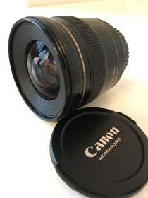 Объектив Canon EF 20 mm 2.8 USM, в Екатеринбурге