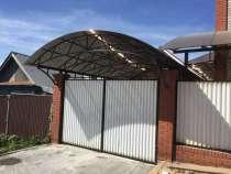 Изготовление любых металлоконструкций для дома, дачи, сада, в г.Самара