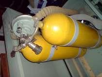 Экипировка для подводной охоты :акваланг.маска(италия)ласты(, в Энгельсе
