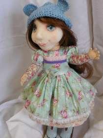 Кукла ручной работы, в Ейске