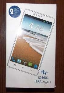 Телефон Fly IQ4601 ERA Style 2. 6 дюймов, в Саратове