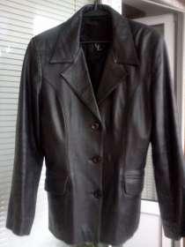 Женский кожаный пиджак, в Майкопе