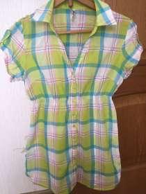 Рубашка летняя, в Адлере