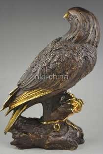 Статуэтка бронзовая орел, в Барнауле