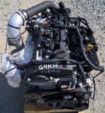Продам двигатель G4KH в сборе с навесым GDI Kia Sportage, в Красноярске