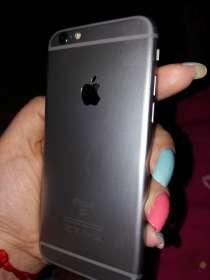 Продам копию iPhone 6S, цвет черный/серебро, 5000 руб, в Астрахани