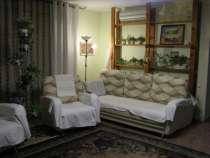 Куню, мягкий уголок с креслом, диван, в г.Элиста