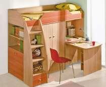 Шкаф, кровать, стол, в г.Самара