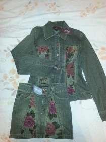 Костюм джинсовый размер 140-146, в Екатеринбурге