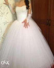 Свадебное платье продам, в г.Алматы