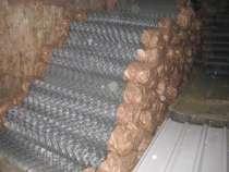 Сетка рабица оцинкованная, в Липецке
