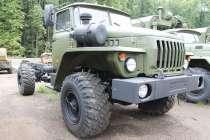 Урал 4320 шасси 4х4 - ЯМЗ-236, в Москве