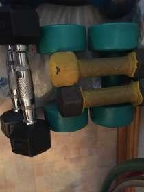 Гантели для фитнеса, в г.Гомель