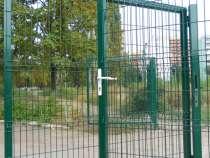 Калитка из сварной сетки Полимер 800х1030х3 мм, в Краснодаре