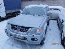 внедорожник Mitsubishi Pajero Sport, в Нижнем Новгороде