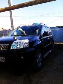 Продам автомобиль Ниссан Икстрейл 2.0, МКПП, тканевый салон, в г.Самара