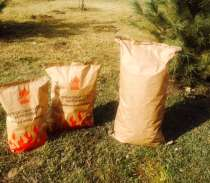 Уголь древесный березовый - 5 кг, в г.Алматы