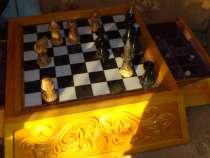 Коллекционные шахматы астраханского экс-губернатора, в Астрахани