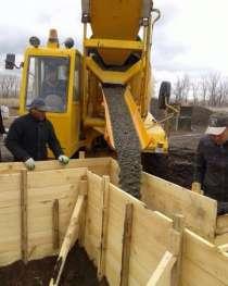 Изготовление бетона на вашем объекте, в Оренбурге