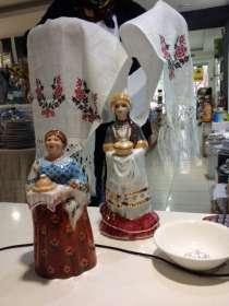 Скульптура из фарфора (Россия) на Мамина-Сибиряка 137, в Екатеринбурге