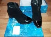 Велюровые ботинки cavaletto, в Санкт-Петербурге