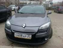 автомобиль Renault Megane, в Иванове