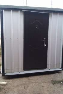 Дверь металлическая, в г.Полоцк