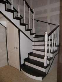 Лестницы из массива, в Энгельсе