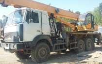 Продам автокран вездеход 25 тн; 28 м; 2013 г/в, в Калуге