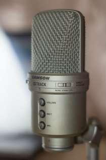 Samson G-track USB (микрофон студийный), в Калининграде