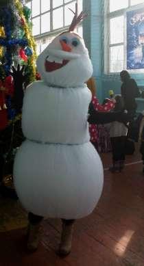 снеговик, в г.Алматы