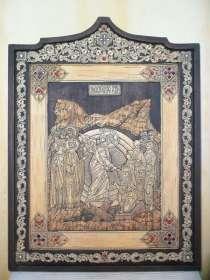 Резные иконы, в Нижнем Новгороде