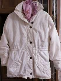 Куртка утепленная белая, в Санкт-Петербурге