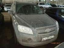 внедорожник Chevrolet Captiva, в Ижевске