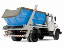 Вывоз мусора в Чехове и Чеховском районе, в г.Чехов
