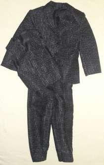 Костюм троечка (пиджак, жилетка и брюки), в г.Кривой Рог
